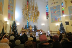 2015-01-25 Opłatek Koła Przyjaciół Radia Maryja 2015