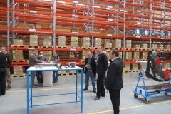 2015-03-26 Otwarcie Centrum Logistycznego SAFRAN Hispano-Suiza Polska