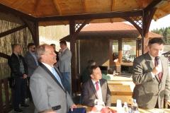 2015-04-13 Memoriał Prezydenta RP Lecha Kaczyńskiego w Gliniku Zaborowskim