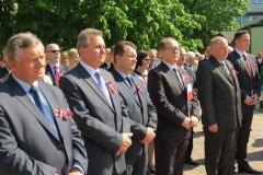2015-05-04 Obchody rocznicy uchwalenia Konstytucji 3 Maja w naszym mieście