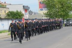 2015-05-06 Strażacy z powiatu dębickiego obchodzili swoje święto