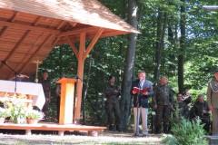 2015-08-30 Uroczystości rocznicowe na Polanie Kałużówka - 30 sierpnia 2015 r.