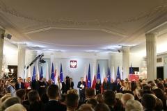 2015-11-05 Jan Warzecha odebrał zaświadczenie o wyborze na posła na Sejm VIII kadencji