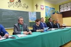 2015-11-09 Zebranie wiejskie w Łękach Dolnych