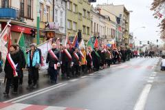 2015-11-11 Obchody Narodowego Święta Niepodległości w Dębicy