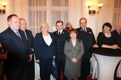 2016-01-14 Spotkanie opłatkowe Parlamentarnego Zespołu Strażaków