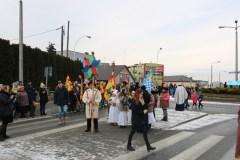 2016-01-15 Orszak Trzech Króli w Dębicy