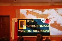 2016-03-02 Spotkanie ze współautorem filmu i książki o rotmistrzu Pileckim