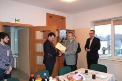 2016-03-07 Spotkanie z OSP w Łękach Dolnych