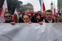 2016-03-17 Dębiczanie na Święcie Narodowym Węgier