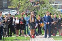 2016-04-15 Obchody 76. rocznicy zbrodni katyńskiej i 6. rocznicy katastrofy smoleńskiej w Dębicy