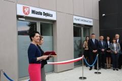 2016-05-05 Punkt Informacyjny Urzędu Miejskiego w Dębicy w budynku Dworca PKP już otwarty