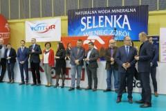 2019-04-10 Mistrzostwa Polski Juniorów w Siatkówce rozpoczęte