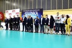 2019-04-14 Trefl Gdańsk Mistrzem Polski Juniorów w Piłce Siatkowej
