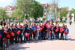 2019-05-08 Meeting czerwonokrzyski na dębickim Rynku