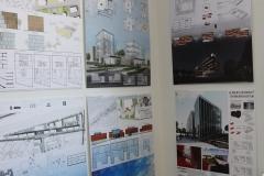 2019-06-10 Wernisaż wystawy pokonkursowej prac studentów Wydziału Architektury Politechniki Krakowskiej