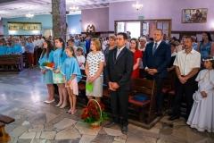 2019-06-16 25- lecie kapłaństwa księdza proboszcza Antoniego Jurkowskiego