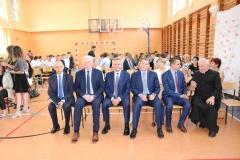 2019-06-19 Miejskie Gimnazjum nr 1 w Dębicy zakończyło swoją działalność