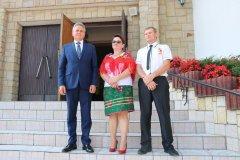 2019-09-01 Dożynki parafialne w Jodłowej Górnej