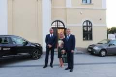 2019-09-05 Rzecznik Małych i Średnich Przedsiębiorców - Adam Ambramowicz odwiedził Dębicę!