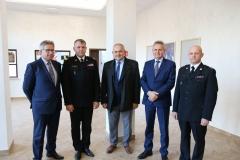 2019-10-10 Promesy dla Ochotniczych Straży Pożarnych z powiatu dębickiego rozdane!