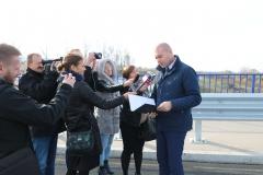 2019-11-08 Uroczyste otwarcie mostu w Straszęcinie