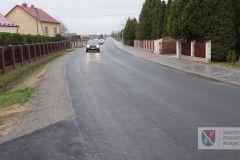 2019-11-29 Droga w Nagoszynie oficjalnie otwarta!