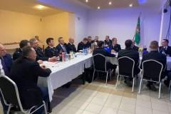 2020-01-11 Zebranie sprawozdawcze OSP KSRG Łęki Dolne