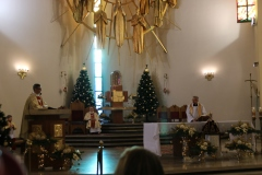 2020-01-25 Spotkanie opłatkowe Koła Przyjaciół Radia Maryja w Dębicy