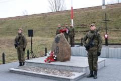 2020-02-03 Uczcili pamięć zamordowanych obok dębickiej cegielni