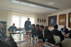 2020-03-05 Narada roczna w Komendzie Powiatowej PSP w Dębicy